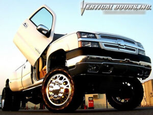 Chevy Gmc Truck 99-06 Lambo Kit Vertical Doors 00 01 02