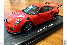 1/12 Spark Model Porsche GT3 RS 2017 Olympics Blue, MR BBR Frontiart