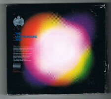 THE UNDERGROUND 2010 - 3 CD SET - 42 TITRES - MINISTRY OF SOUND - NEUF NEW NEU