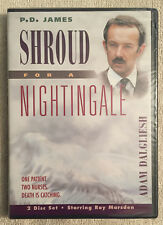 P.D. James : Shroud For A Nightingale (DVD OOP R1 NEW 2-Disc 2002) Roy Marsden