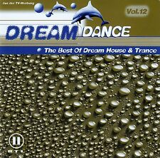 DREAM DANCE VOL. 12 - THE BEST OF DREAM HOUSE & TRANCE / 2 CD-SET - TOP-ZUSTAND