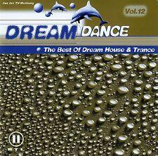 DREAM DANCE VOL. 12 - THE BEST OF DREAM HOUSE & TRANCE / 2 CD-SET - TOP-ZUSTAND