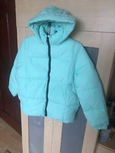 Girls V By Very Waterproof Winter Coat Padded Size 12 Years BNWT