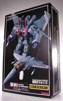 TRANSFORMERS - TAKARA - STARSCREAM - MP-03 - GENUINE TAKARA - BRAND NEW & SEALED