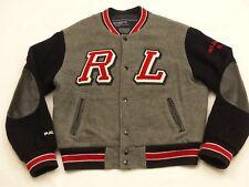 * Ralph Lauren Polo Jeans College Baseball invierno chaqueta * estados unidos * GR: s-m * Tip Top