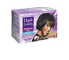 Dark & Lovely No Lye Relaxer Regular for Normal Hair Kit