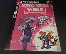 Spirou Et Fantasio No.33 1984 Tbe Virus French Euro Comic Book French Tpb