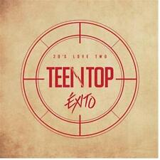 TEEN TOP  20's LOVE TWO ÉXITO REPACKAGE