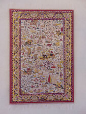 Woven Persian Miniature Rug Carpet Mouse Pad Doll House Mouserug Mousepad Kilim