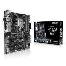 Asus Scheda Madre P10s WS Socket LGA 1151 Chipset C236 ATX