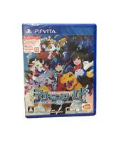 Digimon World Next Order PlayStation Vita PSV Japanese Sealed Day one Edition