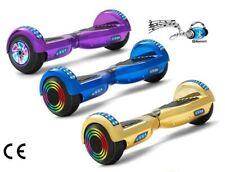 6.5?hoverboard motor roller balance scooter board LED-Licht Roller