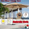 Sonnenschirm Bespannung Ersatz Schirm Bezug Gartenschirm Sonnenschirmbezug 2.7M