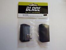 BLADE - 3D Carbon Fiber Flybar Paddle Set: B450 3D, B400 - Model # BLH1628C