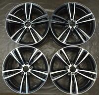 4 Orig BMW Alufelgen Styling 442 M 8Jx19 ET36 7846780 3er F30 4er F32 F36 FB226