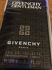 Givenchy Gentleman By Givenchy Men Cologne EDT Spray 3.3 3.4 oz 100 ml Seal Box
