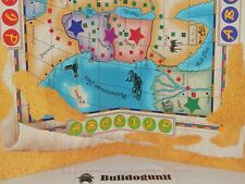 1998 Exiled Board Game Replacement Game Board Only