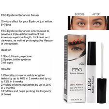 100% Real Eyelash Eyebrow Enhancer Rapid Growth Serum Thicker Longer HK