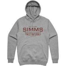 Simms Wader Manufacturer Hoodie - Size 2XL - Color Gunmetal Heather - NEW!