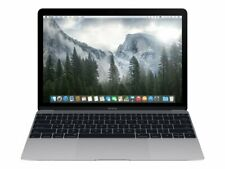 Apple 12 MacBook 512GB - Space Gray