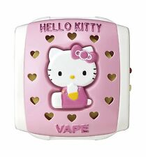 Japan only Hello Kitty vape anywhere mobile insect repellant No.1 body& refill