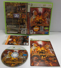 Consolle Game Gioco Microsoft XBOX 360 PAL ITA Kingdom Under Fire CIRCLE OF DOOM