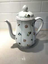 Villeroy & Boch Petite Fleur Coffee Pot