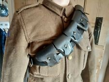 More details for british military 1903 pattern ww1 leather bandolier.  royal irish constabulary.