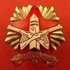 Hungary Best Border Guard Frontier Troops Leader Badge Hungarian Communist Medal