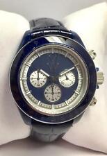 Orologio uomo Toy Watch chrono blu e argento - TGL06BL - nuovo