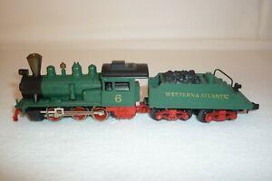 Arnold - Scala N - 0226 - Tender Locomotiva a Vapore Western & Atlantik-