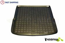 BOOT LINER DOG MAT TRAY TAILORED RUBBER Vw Touareg Facelift since 2014-2018
