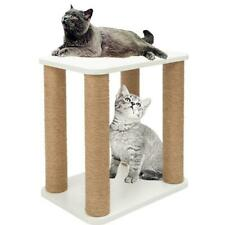 Nordic Style Solid Wooden Cat Climbing Tree Desk New NFP
