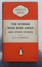 D.H.Lawrence THE WOMAN WHO RODE AWAY and Other Stories Penguin 1st 1950 pb