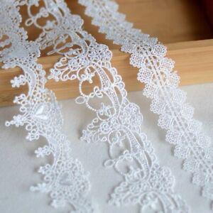 70 Designs! Gothic Art Deco Fine Delicate LACE TRIM Sewing Ribbon Craft Dress