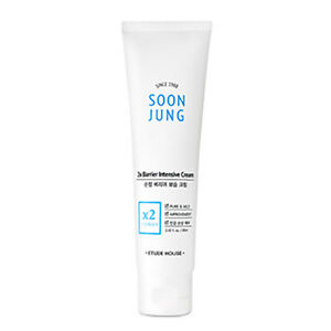 [Etude House] Soon Jung 2X Barrier Intensive Cream 60ml