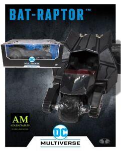McFarlane Dc Comics - Dark Knights Metal - Vehicle - Bat Raptor - Batman - New