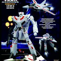 Kitz Concept Veritech Fighters 1/72 VF-1J RICK HUNTER Robotech Action figure Toy