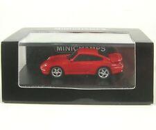 Porsche 911 993 Turbo 1995 Yellow Minichamps 1 87 877069201