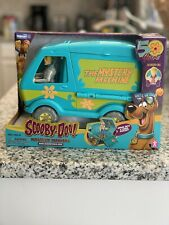 Scooby-Doo Mystery Machine Car Van & Fred Action Figure Kids Toys Collectible