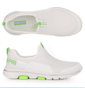 SKECHERS Damen-Slipper Go Walk 5 Textil GoGa Mat Technologie