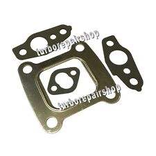 Turbo Gasket Set for Toyota CT20 CT9 Turbine Inlet Oil Water In Outlet 4 pcs