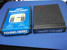 FISHING DERBY AX-004 Vintage ACTIVISION ATARI Video Game Cartridge LAST ONES