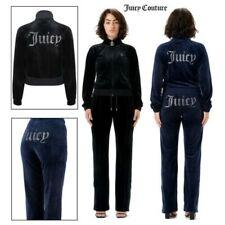 Juicy Couture Damen Klassisch Tanya Trainingsanzug Oberteil Oder Tina Track Hose