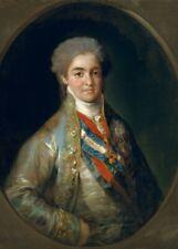 Ferdinand VI, 1784, GOYA, Romanticism, Rococo Art Poster