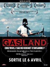 Affiche 40x60cm GASLAND (2010) Josh Fox Dilm Documentaire Gaz De Schiste NEUVE