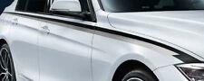 BMW OEM M Performance F30 3 Series Sedan 2012*-18 Side Stripes Decal Set Genuine
