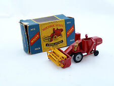 MATCHBOX Major m5 Massey Ferguson 780 mietitrebbiatrice