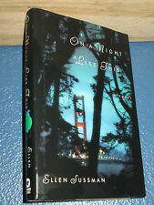 On a Night Like This by Ellen Sussman HC/DJ 1st AUTOGRAPHED 0446531413