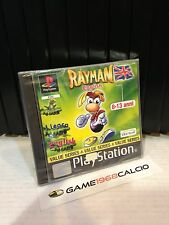 RAYMAN ENGLISH PAL PS1 NUOVO SIGILLATO SEALED PLAYSTATION 1 RARO